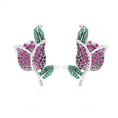 Pentru femei Bijuterii Design Unic Modă Euramerican Zirconiu Aliaj Bijuterii Bijuterii Pentru Nuntă Zi de Naștere Petrecere / Seară