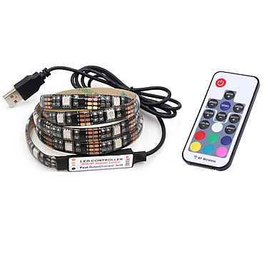 BRELONG® 60 المصابيح RGB DC 5V DC5