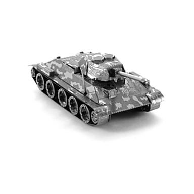 3D - Puzzle Modellbausätze Panzer Spaß Edelstahl Klassisch