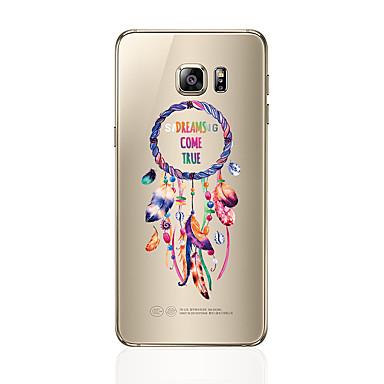 Maska Pentru Samsung Galaxy S8 Plus S8 Transparent Model Capac Spate Pene Moale TPU pentru S8 Plus S8 S7 edge S7 S6 edge plus S6 edge S6