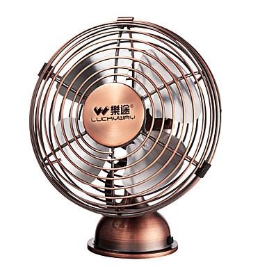 Ventilator Staand Ontwerp Koel en Verfrissend Stil en Stom Windsnelheidsregeling Schudt hoofd USB