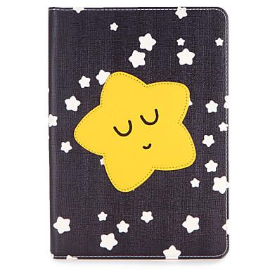 Hülle Für Apple iPad Mini 4 iPad Mini 3/2/1 mit Halterung Flipbare Hülle Muster Ganzkörper-Gehäuse Cartoon Design Hart PU-Leder für iPad