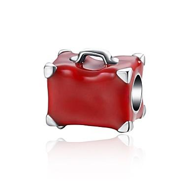 Anhänger Kubikzirkonia Geometrische Form Sterling Silber Zirkon Personalisiert Kreisförmiges Einzigartiges Design Anhänger Stil Retro