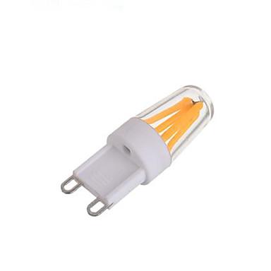 2W G9 LED Doppel-Pin Leuchten T 1 LEDs COB Warmes Weiß Kühles Weiß 150-250lm 2700-6500K AC220V