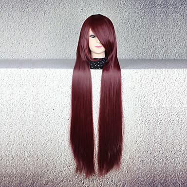 Cosplay Pruiken Cosplay Cosplay Anime Cosplaypruiken 80 CM Hittebestendige vezel Unisex