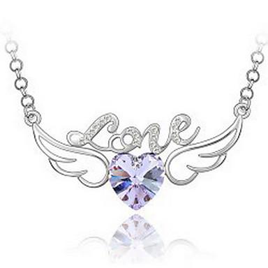 Dames Hangertjes ketting Sieraden Sieraden Kristal Legering Modieus Euramerican Sieraden Voor Feest Speciale gelegenheden