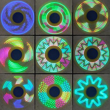 Toupies Fidget Spinner à main Toupies Soulage ADD, TDAH, Anxiété, Autisme Jouets de bureau Focus Toy Soulagement de stress et l'anxiété