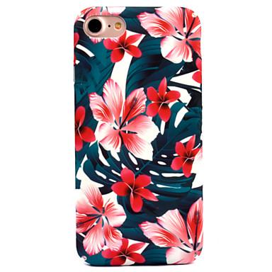 Pentru iPhone 8 iPhone 8 Plus Carcase Huse Model Carcasă Spate Maska Floare Greu PC pentru Apple iPhone 8 Plus iPhone 8 iPhone 7 Plus