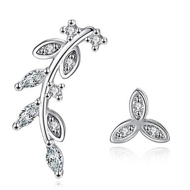 Dames Oorknopjes Druppel oorbellen Ring oorbellen Bergkristal Gepersonaliseerde Luxe Cirkelvormig ontwerp Uniek ontwerp Klassiek Vintage