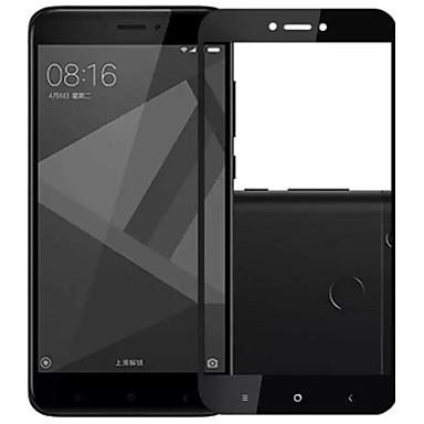 Screenprotector XIAOMI voor Xiaomi Redmi 4X Gehard Glas 1 stuks Volledige behuizing screenprotector High-Definition (HD) 9H-hardheid