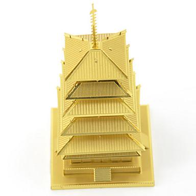 3D-puzzels Modelbouwsets Architectuur Plezier Metaal Klassiek