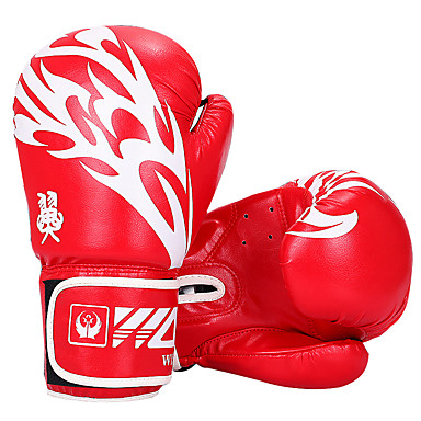 قفازات تمرين الملاكمة قفازات قبل الملاكمة قفازات ملاكمة الحقيبة الملاكمة وفنون الدفاع عن النفس وسادة إلى الملاكمة اصبع كامل الدفء مبطن