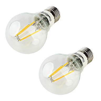 5W 400 lm LED Kugelbirnen 4 Leds COB Warmes Weiß Wechselstrom 85-265V
