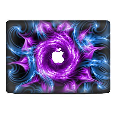 1 Stück Haut-Aufkleber für Kratzfest Spaß mit dem Apple Logo Muster PVC MacBook Pro 15'' with Retina MacBook Pro 15 '' MacBook Pro 13''
