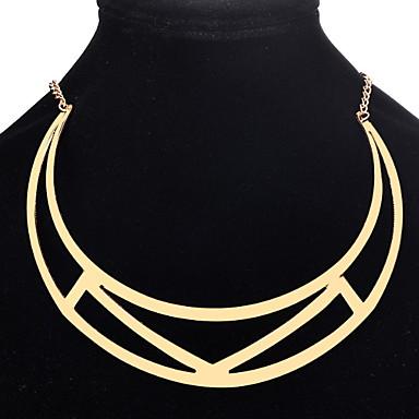 Dames Geometrische vorm Vorm Luxe Uniek ontwerp Hangende stijl Klassiek Vintage Bohémien Standaard Brits USA Opvallende sieraden Movie