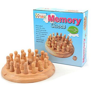 Bretsspiele Schachspiel Spielzeuge Kreisförmig Holz Stücke keine Angaben Jungen Geschenk