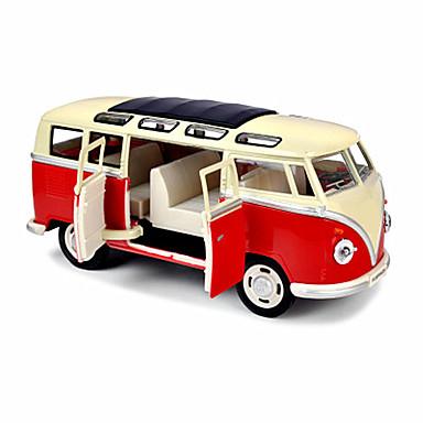 Speelgoedauto's Speeltjes Bus Schoolbus Speeltjes Bus Metaallegering Stuks Unisex Geschenk