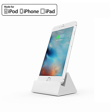 1 USB 포트 고속 충전 Other 도크 충전기 충전기 만 iPad 용 / For iPhone5V , 2A)
