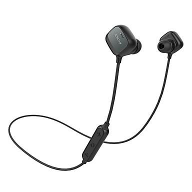QCY QY12 În ureche Bandă de gât Wireless Căști Electrostatic Plastic Sport & Fitness Cască Cu controlul volumului Cu Microfon Setul cu