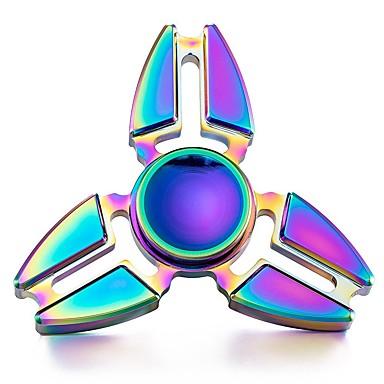Toupies Fidget Spinner à main Toupies Jouets Jouets Soulagement de stress et l'anxiété Focus Toy Jouets de bureau Soulage ADD, TDAH,