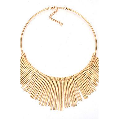 Damen Modisch Euramerican Halsketten Aleación Halsketten . Party Alltag