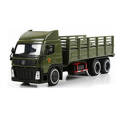 Spielzeug-Autos Aufziehbare Fahrzeuge Lastwagen Militärfahrzeuge Spielzeuge Panzer Auto LKW Metalllegierung Stücke Unisex Geschenk
