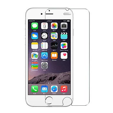 Gehard Glas Screenprotector voor Apple iPhone 6s Voorkant- & achterkantbescherming High-Definition (HD) 9H-hardheid 2.5D gebogen rand