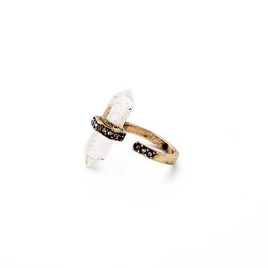 للمرأة خاتم تصميم فريد شخصية اسلوب لطيف سبيكة مجوهرات من أجل حزب عيد ميلاد