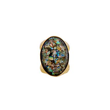 للمرأة خاتم تصميم فريد شخصية اسلوب لطيف سبيكة مجوهرات إلى حزب عيد ميلاد
