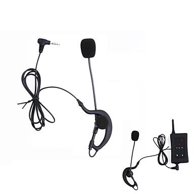 Motocicletă VNETPHONE Referee Headset Stilul agățat de urechi