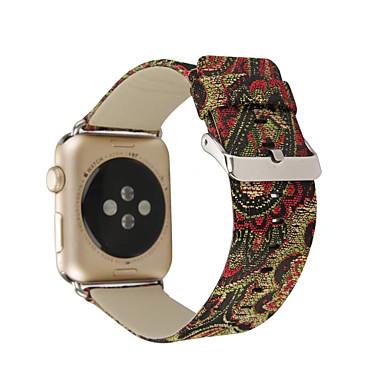 Uhrenarmband für Apfeluhr series1 2 echtes Leder klassisches Wölbungs-Ersatzband