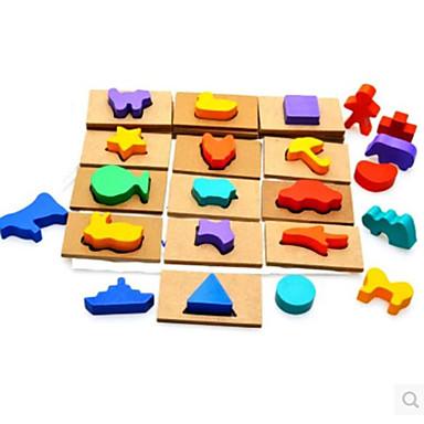 Speeltjes Speeltjes Vierkant Muovi Stuks Unisex Geschenk