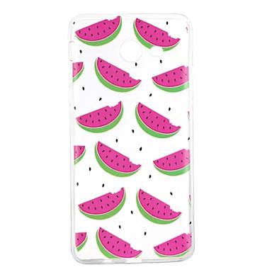 hoesje Voor Samsung Galaxy J5 (2016) J3 (2016) Patroon Achterkantje Fruit Zacht TPU voor J5 (2016) J3 (2016)