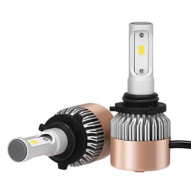9006 سيارة لمبات الضوء 36W Integrated LED 3600lm LED مصباح الرأس