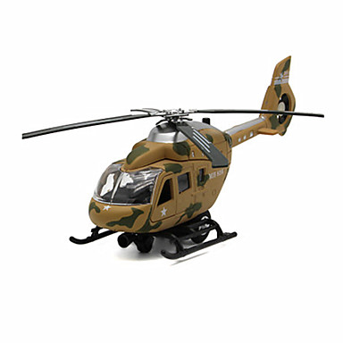 Jucarii Μοντέλα και κιτ δόμησης Elicopter Jucarii Simulare Aeronavă Elicopter Aliaj Metalic MetalPistol Bucăți Unisex Cadou