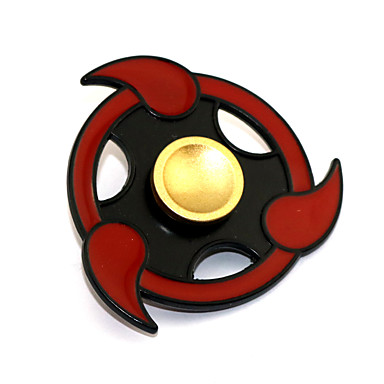 Fidget Spinner Inspiriert von Naruto Hatake Kakashi Anime Cosplay Accessoires Aleación