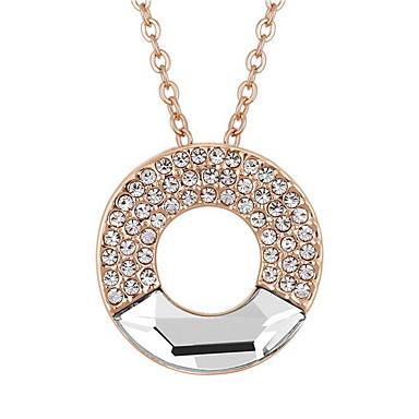 Pentru femei Coliere cu Pandativ Bijuterii Bijuterii Cristal Aliaj Design Unic Modă Euramerican Bijuterii Pentru Petrecere Alte Ceremonie