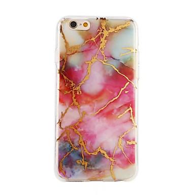 Für iphone 7plus / iphone 7 Fall luxury3d Granit-Marmorkastenart und weise glatte Steinmusterabdeckung Telefon Fälle für iphone6 / 6s /