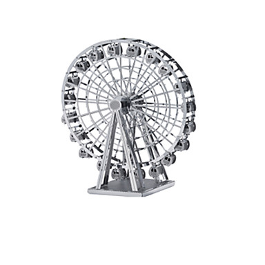 3D - Puzzle Metallpuzzle Berühmte Gebäude Spaß Edelstahl Klassisch