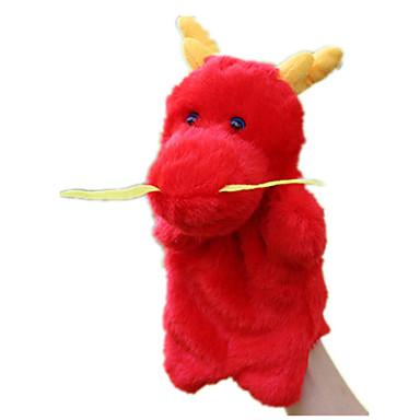 Vingerpoppetjes Poppen Educatief speelgoed Speeltjes Dier Schattig Pluche tactel Kinderen Stuks