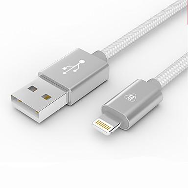 Lightning Schnelle Aufladung Geflochten Kabel Für iPhone iPad cm Nylon
