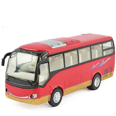 Aufziehbare Fahrzeuge Bus Metal