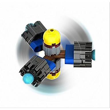فيدجيت سبينر اليد سبينر أحجار البناء ألعاب حداثة حلقة الدوار ABS قطع للأطفال هدية