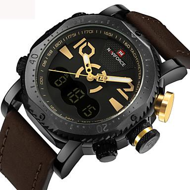 Herrn Kinder Armbanduhr Armband-Uhr Einzigartige kreative Uhr Armbanduhren für den Alltag Digitaluhr Sportuhr Militäruhr Kleideruhr