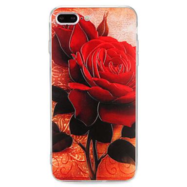 Für Apfel iphone 7 7plus Fallabdeckungsmuster rückseitige Abdeckungsfallblume harter PC 6s plus 6 plus 6s 6