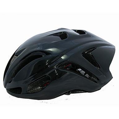 Adulți biciclete Casca N / A Găuri de Ventilaţie Rezistent la Impact, Ajustabil EPS Ciclism stradal / Ciclism / Bicicletă / Bicicletă montană - Galben / Rosu / Verde
