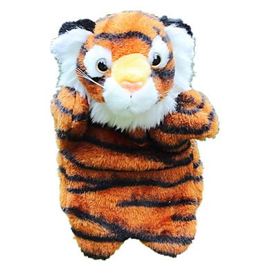 Knuffels & Pluche dieren Poppen Speeltjes Tiger Pluche stof Kinderen Stuks
