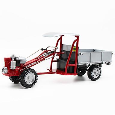 Speelgoedauto's Speeltjes Constructievoertuig Boerderijvoertuig Speeltjes Retro Overige Metaallegering Vintage Retro Stuks Unisex Geschenk