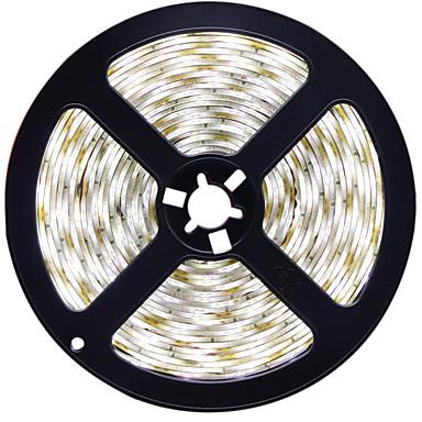 36W شرائط قابلة للانثناء لأضواء LED 3400-3500 lm DC12 V 5 م 600 الأضواء أبيض دافئ أبيض