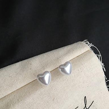 Pentru femei Cercei Stud La modă Euramerican Aliaj Heart Shape Bijuterii Pentru Zilnic